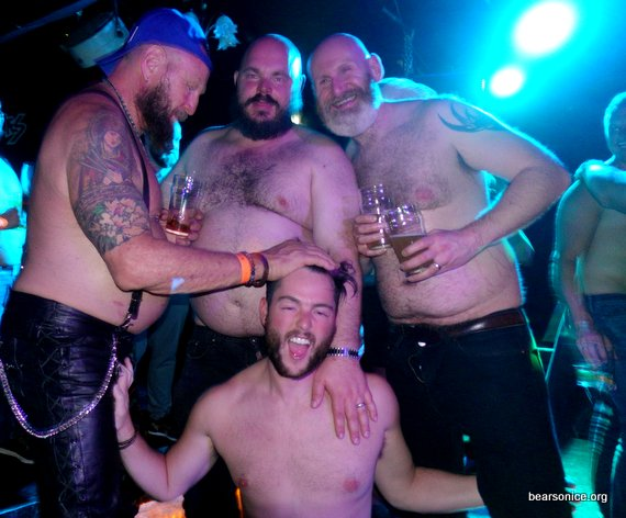 BEARS ON ICE 2019 - Club parties and sunday brunch
