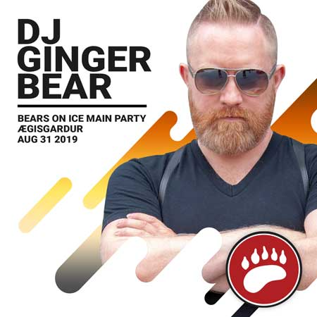 DJ Ginger Bear - Bears on Ice 2019